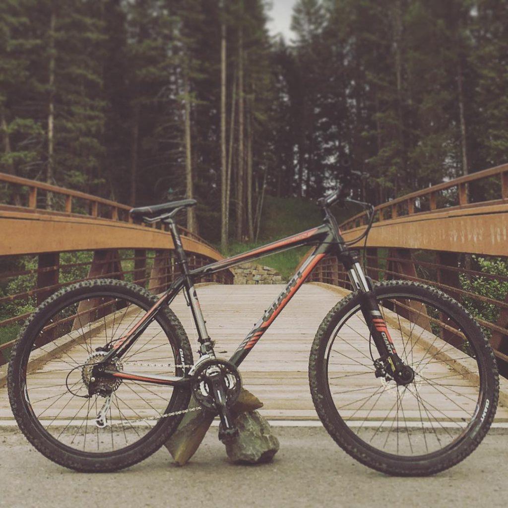 My Bike - Giant Talon 27.5 4